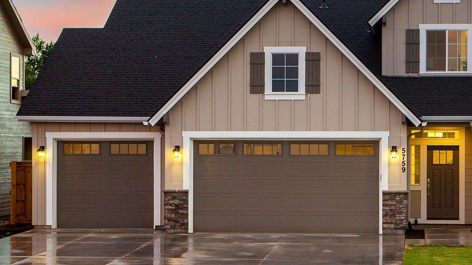 Home Garage Doors Products